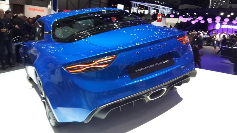Salon de l'auto Genève 2017 20170347