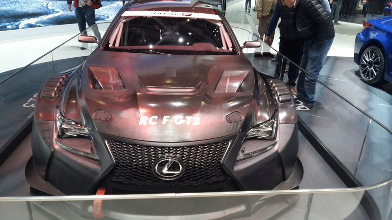 Salon de l'auto Genève 2017 20170349