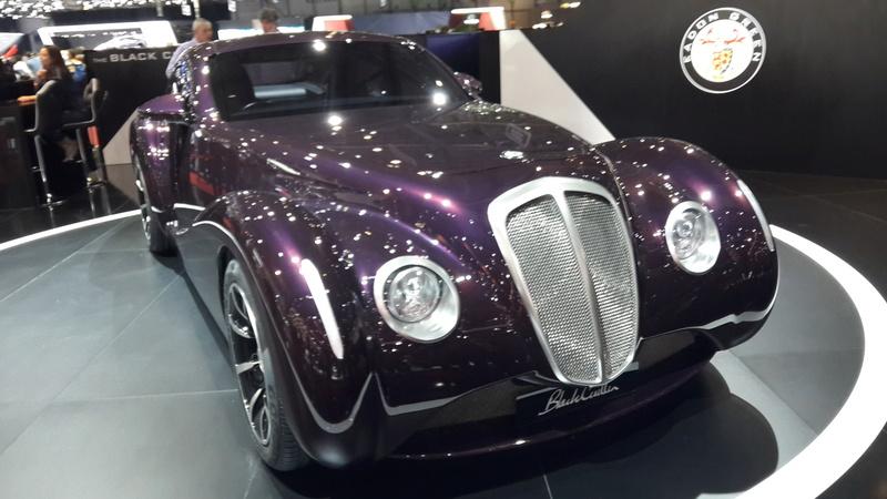 Salon de l'auto Genève 2017 20170357