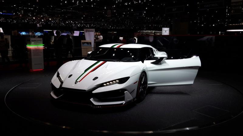 Salon de l'auto Genève 2017 20170362