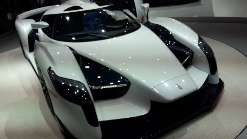 Salon de l'auto Genève 2017 20170368
