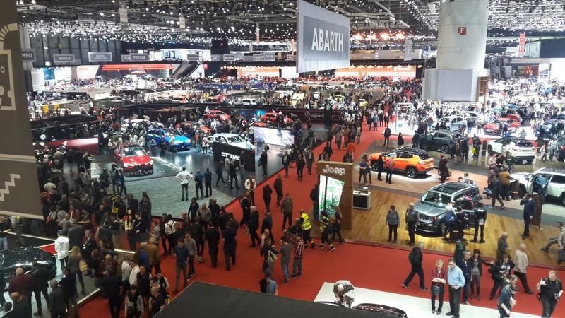 Salon de l'auto Genève 2017 20170371