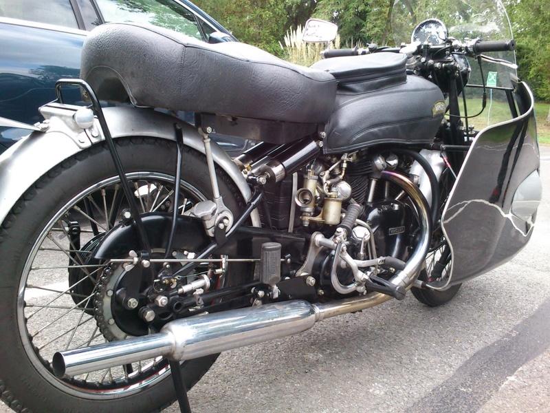 Moto VINCENT 1000 cc Black Shadow OHV Série C de 1949 Dsc_5521