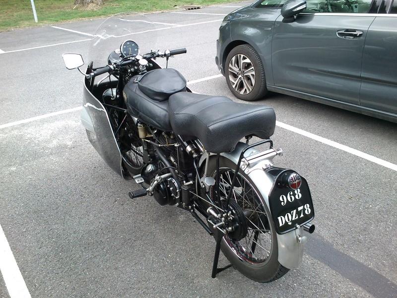 Moto VINCENT 1000 cc Black Shadow OHV Série C de 1949 Dsc_5524