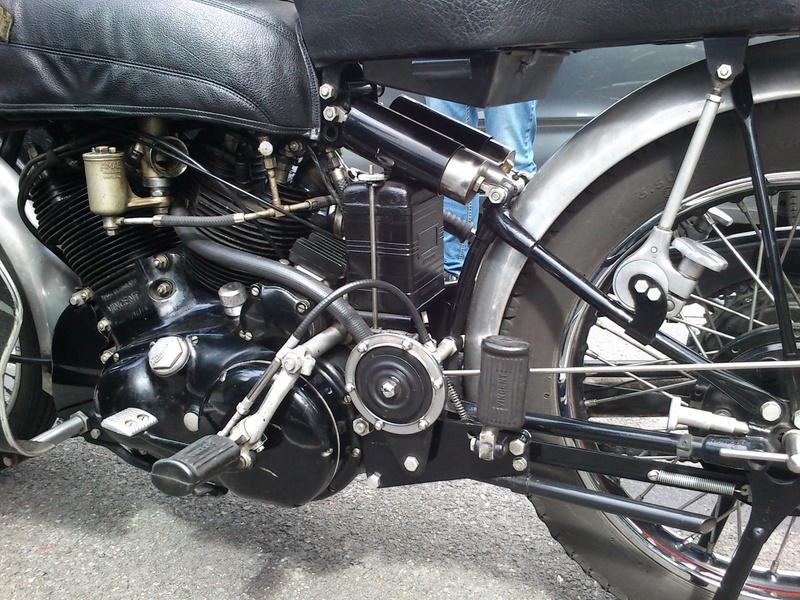 Moto VINCENT 1000 cc Black Shadow OHV Série C de 1949 Dsc_5529