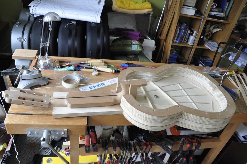 Construire sa guitare ... et plus si affinités avec le travail du bois - Page 4 _dsc0014