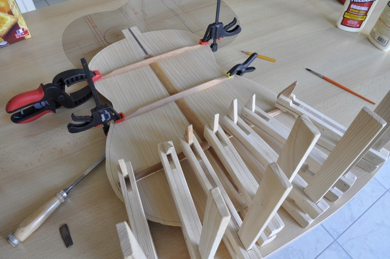 Construire sa guitare ... et plus si affinités avec le travail du bois - Page 5 _dsc0018