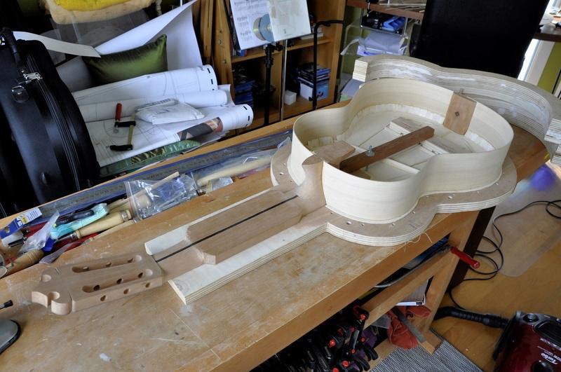 Construire sa guitare ... et plus si affinités avec le travail du bois - Page 5 _dsc0024