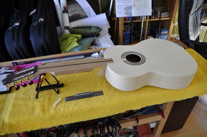 Construire sa guitare ... et plus si affinités avec le travail du bois - Page 5 _dsc0029
