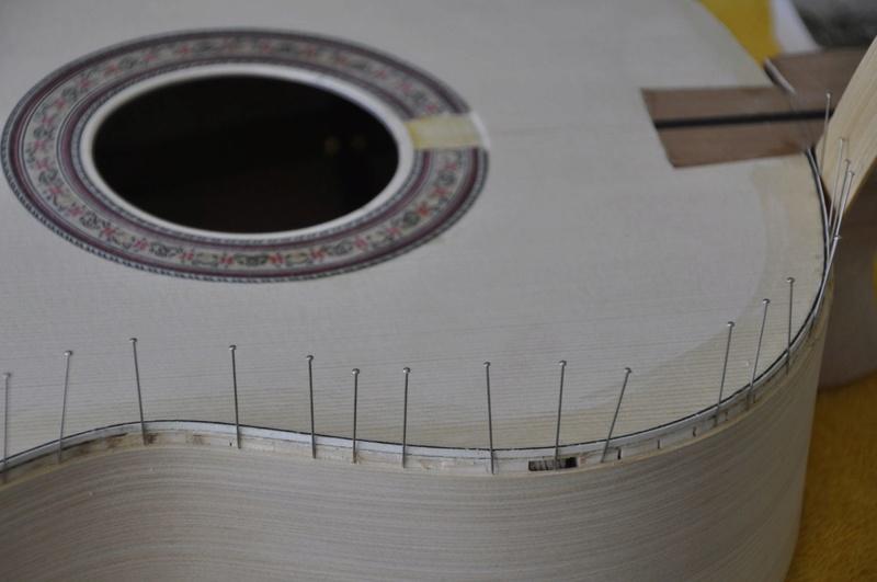 Construire sa guitare ... et plus si affinités avec le travail du bois - Page 7 _dsc0032
