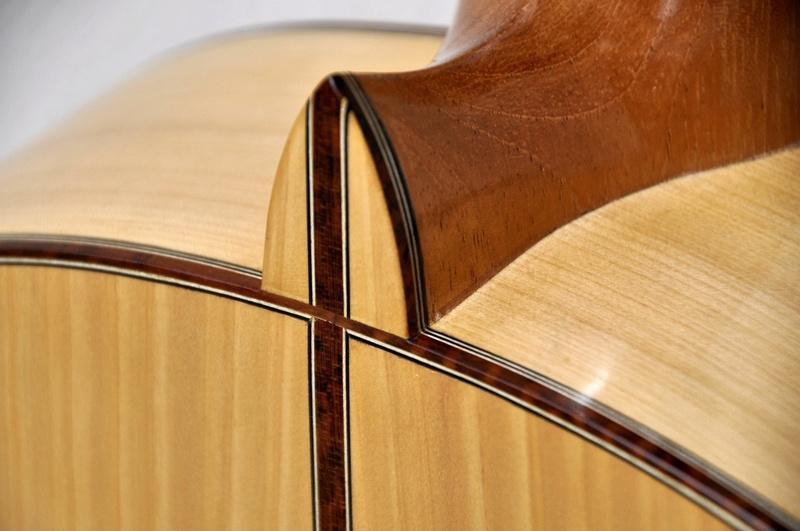 Construire sa guitare ... et plus si affinités avec le travail du bois - Page 7 _dsc0210