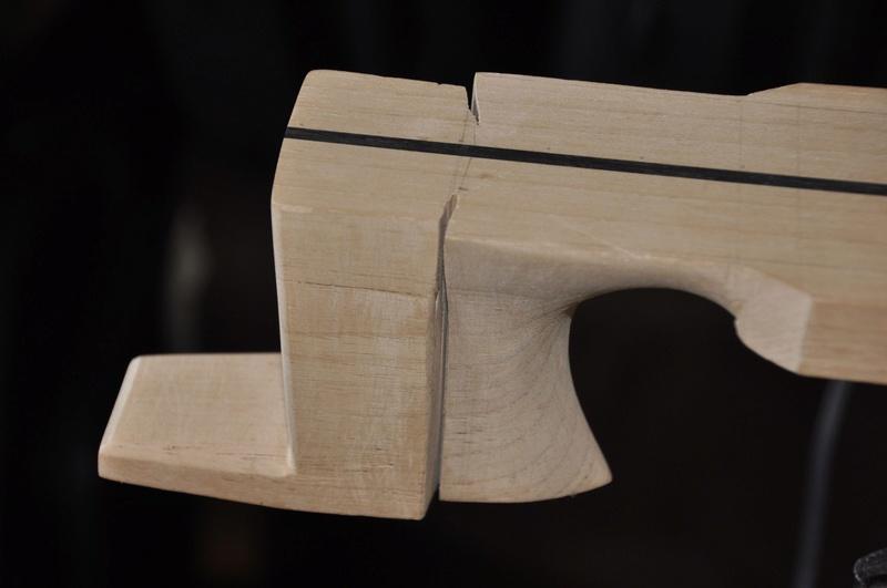 Construire sa guitare ... et plus si affinités avec le travail du bois - Page 4 _dsc1111