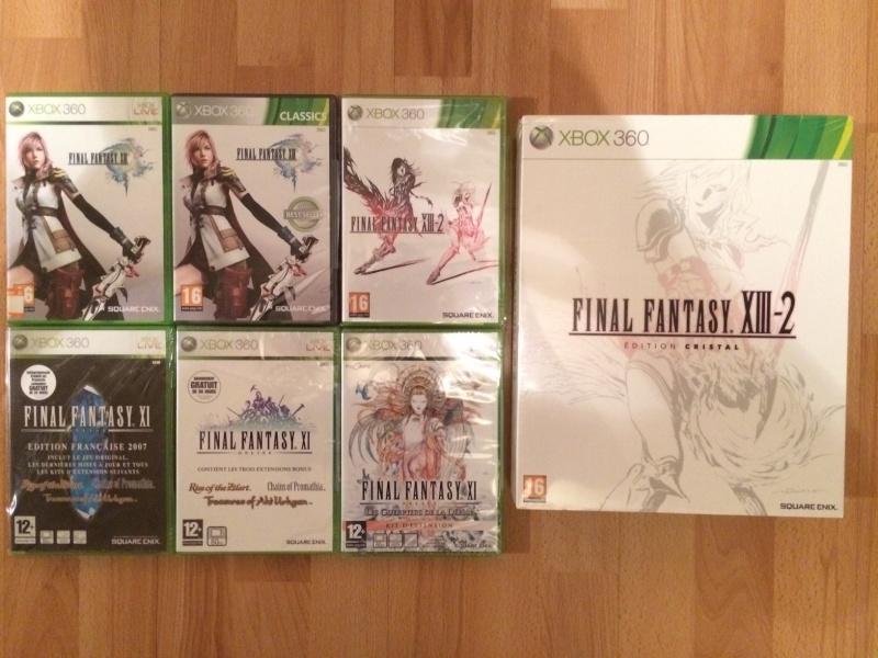 FF Museum - derniers arrivages WoFF, FFXIV, FFXV !  Xbox_311