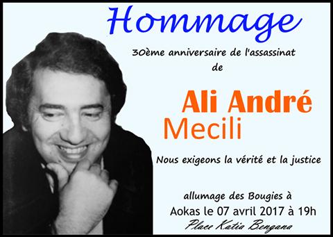 Allumage de Bougies à la mémoire de Ali André Mecili à Aokas le vendredi 07 Avril 2017 17799210