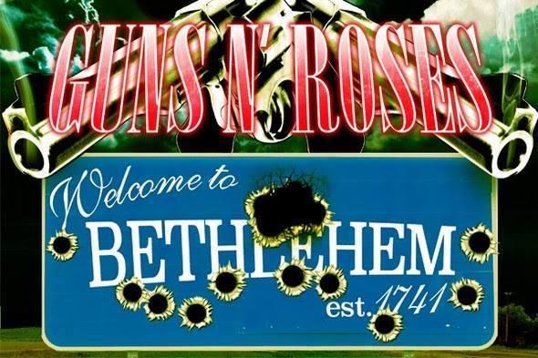 GnR à Bethlehem 10007410