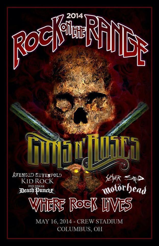 GnR à Rock On The Range  10334410