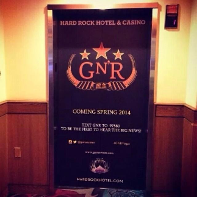GnR No Trickery! à Vegas  211