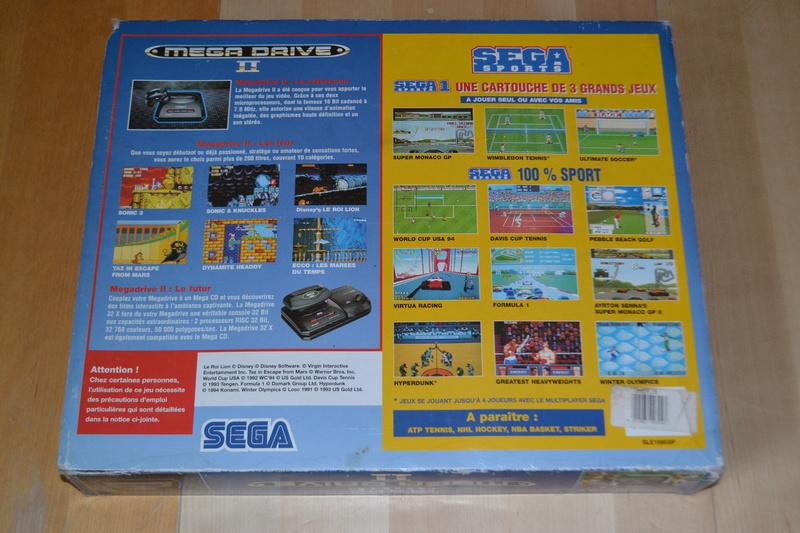 [Estim] Pack Megadrive 2 Sega Sports Dsc_0833