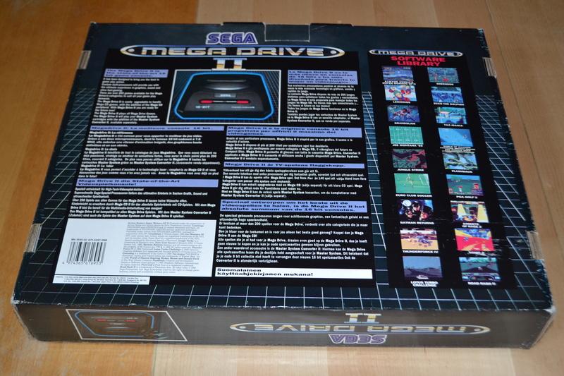 [Estim] Pack Megadrive 2 Sega Sports Dsc_0913
