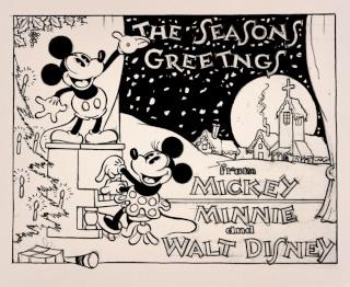 Trésors Disney : les courts métrages, créateurs & raretés des studios Disney - Page 6 1930s_11