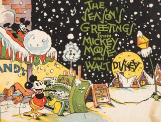 Trésors Disney : les courts métrages, créateurs & raretés des studios Disney - Page 6 1931_d10