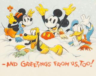 Trésors Disney : les courts métrages, créateurs & raretés des studios Disney - Page 6 193710