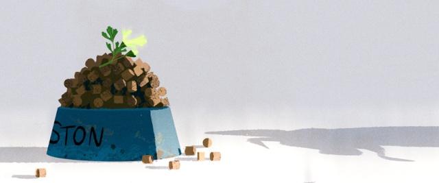 [Cartoon Walt Disney] Le Festin (2014) Feast-10