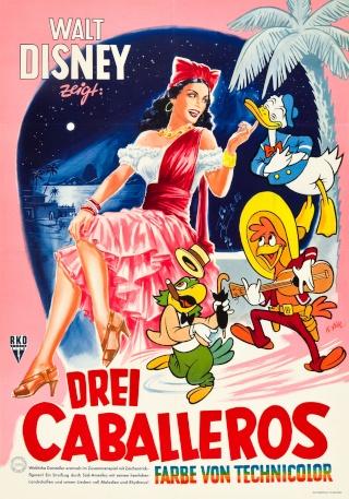 [Walt Disney] Les Trois Caballeros (1944) - Page 3 Lf11