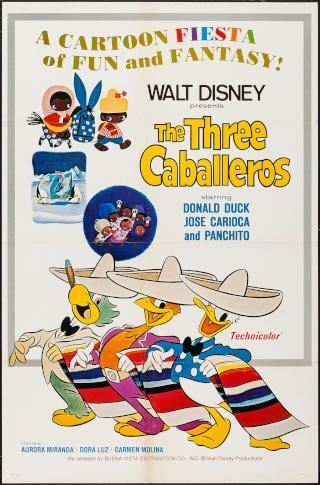 [Walt Disney] Les Trois Caballeros (1944) - Page 3 Lf_110