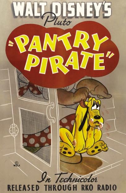 Trésors Disney : les courts métrages, créateurs & raretés des studios Disney - Page 6 Pantry10