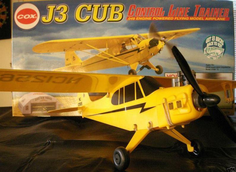 Hyper Viper's 1st Flights Cub210