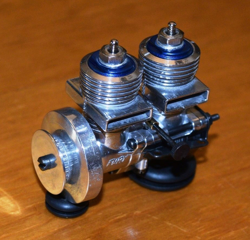 Engine K&B 0.049 Kb210