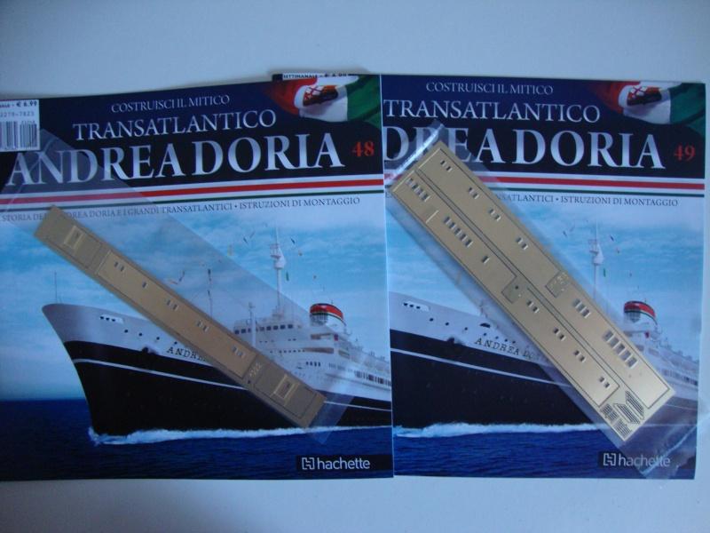 Doria - Transatlantico Andrea Doria Hachette by Amati - Pagina 3 048-0410