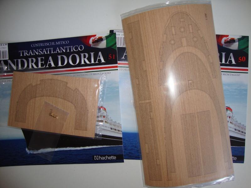 Doria - Transatlantico Andrea Doria Hachette by Amati - Pagina 3 050-0510