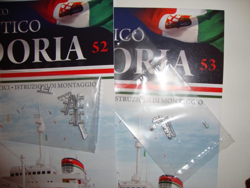 Doria - Transatlantico Andrea Doria Hachette by Amati - Pagina 3 052-0510