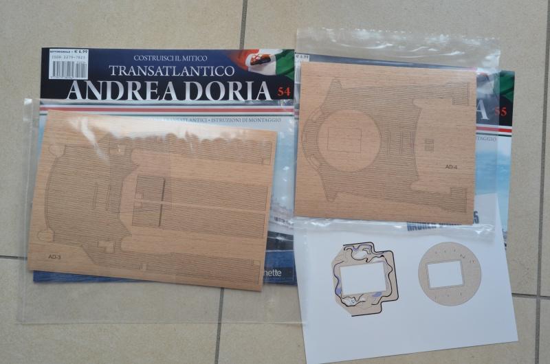 Doria - Transatlantico Andrea Doria Hachette by Amati - Pagina 3 054-0510