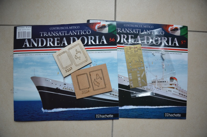 Doria - Transatlantico Andrea Doria Hachette by Amati - Pagina 3 056-0510