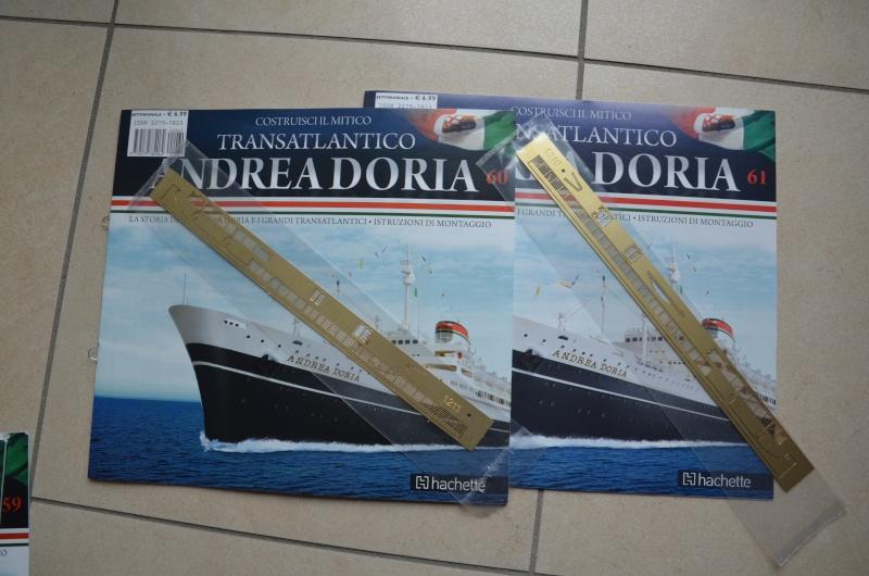 Doria - Transatlantico Andrea Doria Hachette by Amati - Pagina 3 060-0610