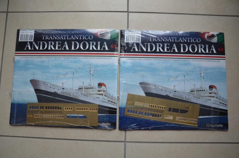Doria - Transatlantico Andrea Doria Hachette by Amati - Pagina 3 063-0610