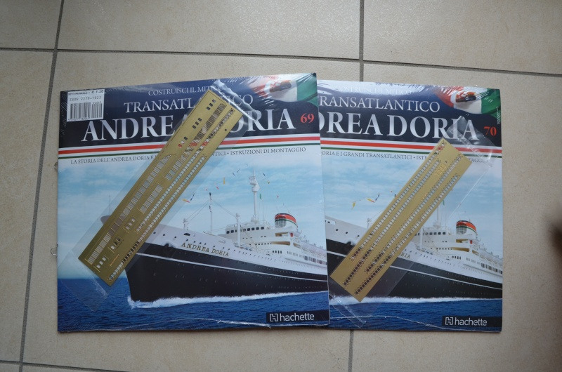 Doria - Transatlantico Andrea Doria Hachette by Amati - Pagina 3 Dsc_0012