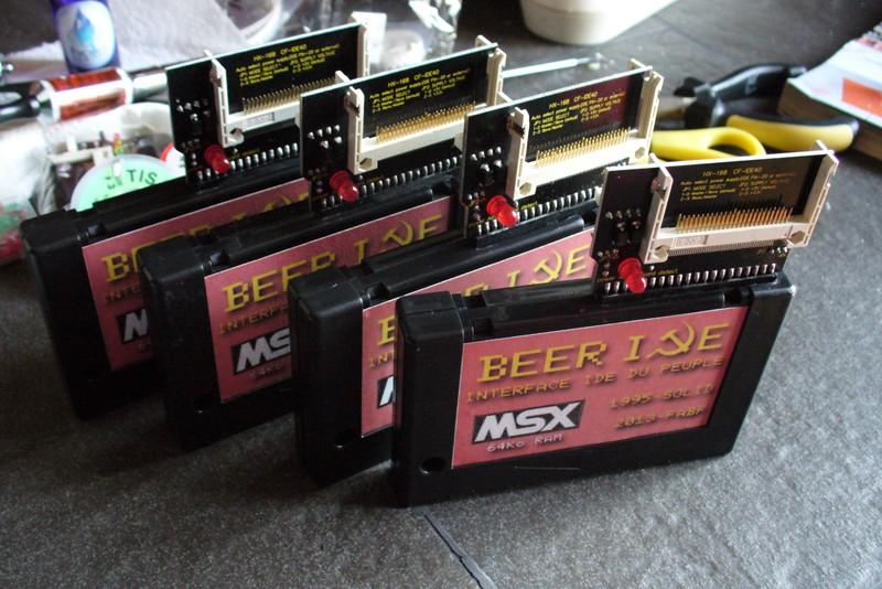 [VDS] MSX BEER IDE 210