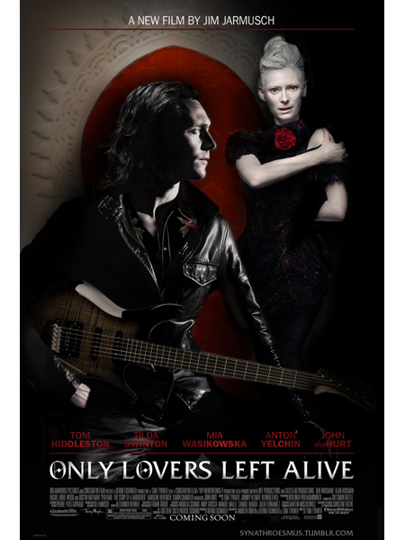 Only lovers left alive Only-l11