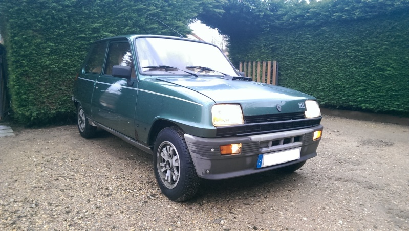 Renault 5 TX de 83 Imag0226
