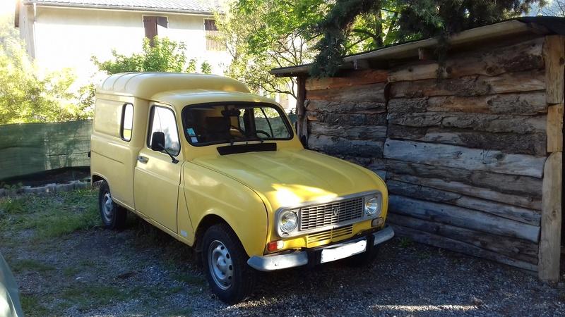Renault 4L F4 Inked214