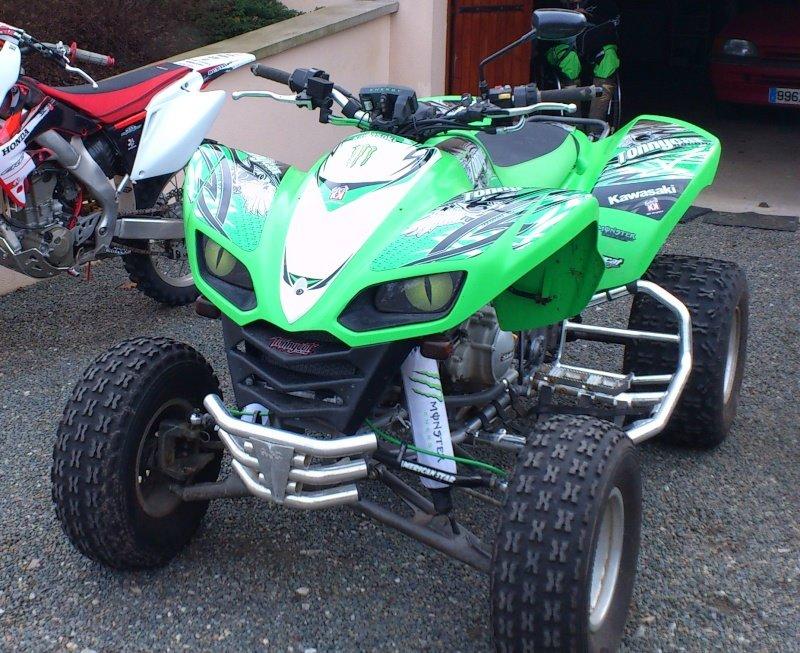 Quad 700 KFX 40679310