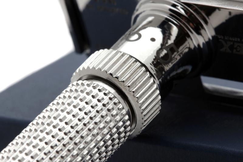 REX : le nouveau rasoir réglable en inox par Razor Emporium Img_9712