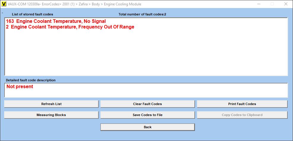 Zafira A Essence 1.8 tourne pas rond ou pas du tout ou tres bien. - Page 2 Captur19