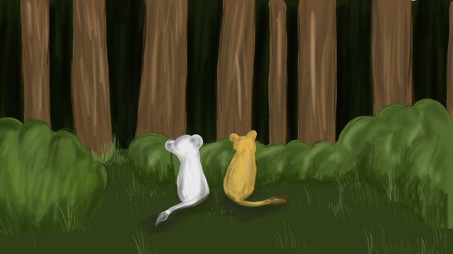 Azu und Akos' kleines Abenteuer: Ein illustriertes Kinderbuch Bild1610