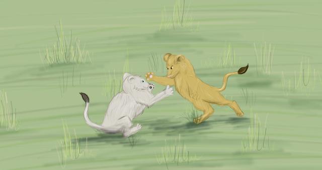 Azu und Akos' kleines Abenteuer: Ein illustriertes Kinderbuch Bild210