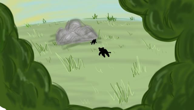 Azu und Akos' kleines Abenteuer: Ein illustriertes Kinderbuch Bild2111